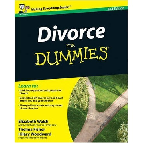 Divorce for Dummies (2nd UK Edition)