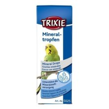 Mineral Drops For Birds, 15ml - Trixie Birds Pack 6 Supplement -  mineral drops trixie birds 15 ml pack 6 supplement