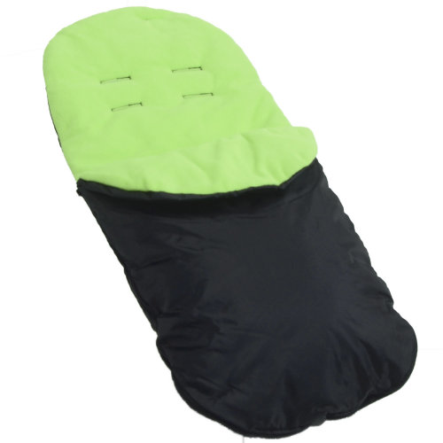 Footmuff / Cosy Toes Cosy Toes Lime
