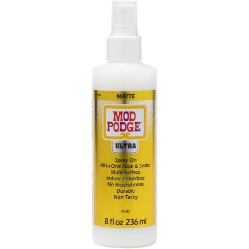 Mod Podge Ultra Matte Spray On Sealer-8Oz