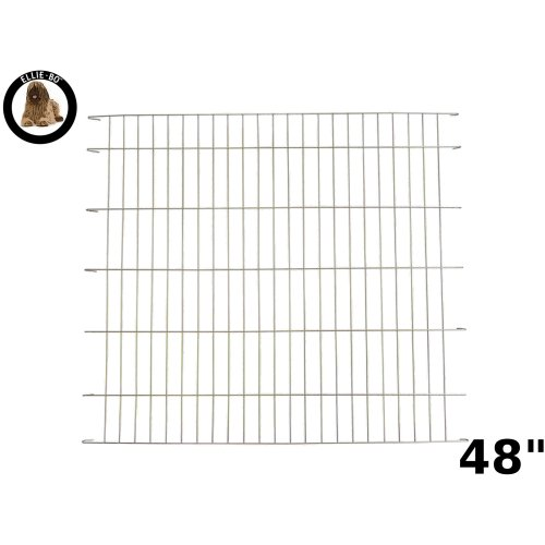 Ellie-Bo Divider for Dog Crate Cage, XX-Large, 48-Inch, Gold