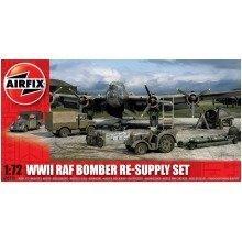 Air05330 - Airfix Diorama - 1:72 - Bomber Re-supply Set