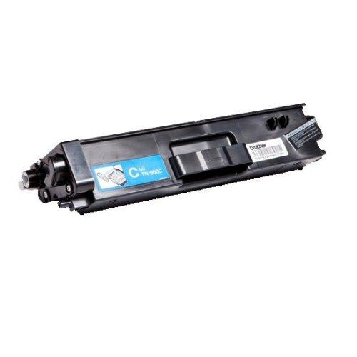 Brother Tn-900c Toner 6000pages Cyan Laser Toner & Cartridge