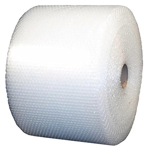 UBOXES Small Bubble Cushioning Wrap 175 316 Perforated Every 12 BUBBSMA12175