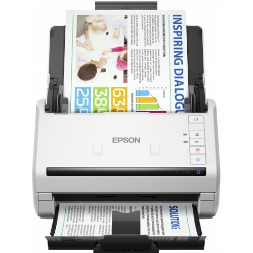 Epson WorkForce DS-530 Sheet-fed 600 x 600DPI A4 White