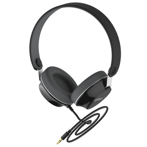 Betron KH685 Headphones on Ear Earphones with Bass Driven Sound for Iphone,  Ipad, IPod, Mp3 Players, Computers, Tablets, Laptops etc