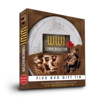 World War I In Colour (5 DVD Box Set)