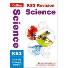 Collins Ks3 Revision and Practice - New Curriculum: Ks3 Science All-in-one Revision and Practice