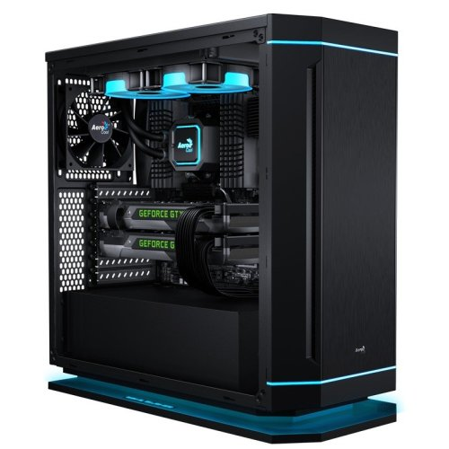 Aerocool Ds 230 Midi-tower Black Computer Case
