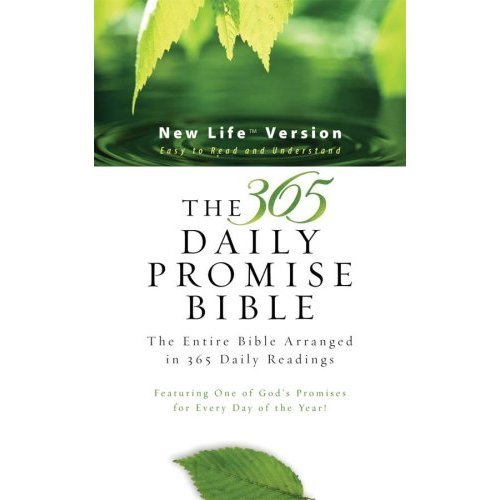 365 Daily Promise Bible-NM