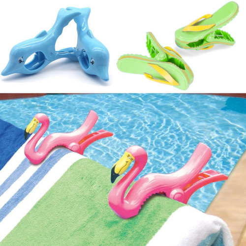 Sun Bed Towel Clips