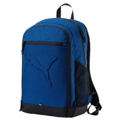 Puma Buzz School Backpack Rucksack Bag Royal Blue