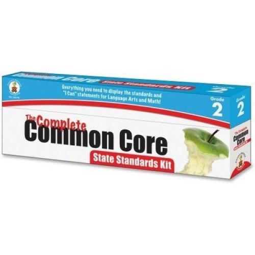 Carson Grade 2 State Standards Pocket Cards Kit