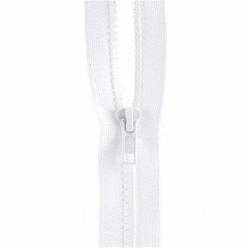 Coats - Thread & Zippers  Sport Separating Zipper 22 in.-White