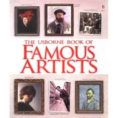 Famous Artists (Usborne Art Books)