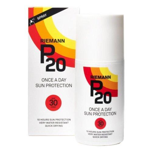 Riemann P20 Once A Day Sun Protection SPF30 Spray - 200ml