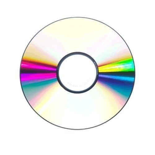 Blank CD-R Disc (52x 80min 700MB) Data/Audio CD Recordable