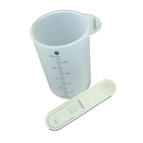 Kenwood BM256 Measuring Jug And Spoon Genuine Part