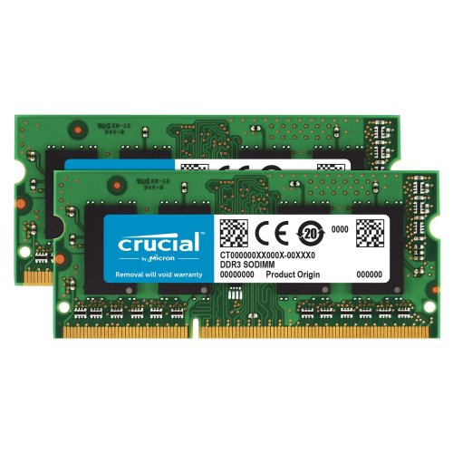 Crucial 4GB DDR3L memory module 1600 MHz