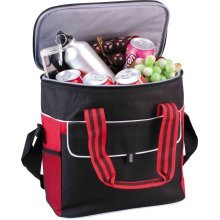 17L Cooler Bag for Picnic Camping Drinks Ice Pack Chill + Handle and Shoulder Strap
