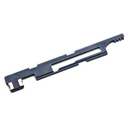 Airsoft Ak Ak47 Selector Plate Aeg V3 Asg Anti Heat Lonex High Quality Uk