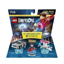 LEGO Dimensions Level Pack - Back to the Future