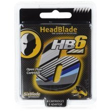 HeadBlade HB6 Replacement Cartridges