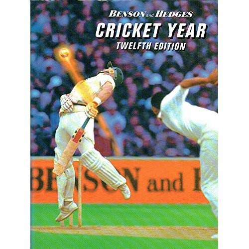 Cricket Year 1993 12th Ed. (Benson and Hedges)
