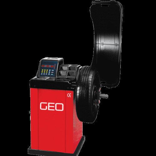 GEO Fully Automatic Wheel Balancer