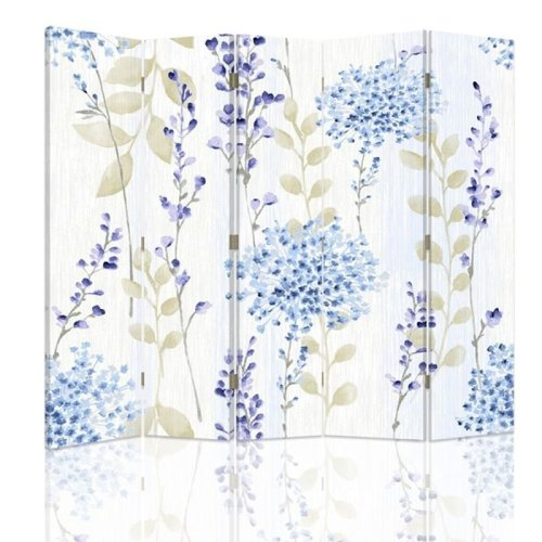 Country Blossoms Screen/Room Divider