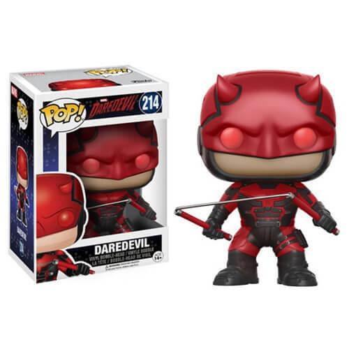 Funko POP! Daredevil (Season 2) - Marvel Vinyl Bobble-Head Figure 214