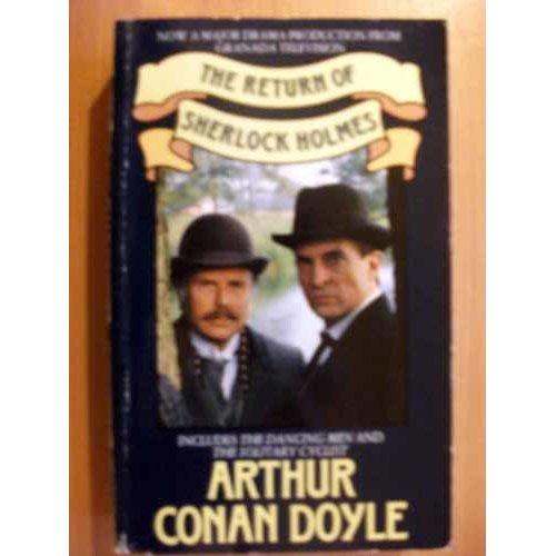 The Return of Sherlock Holmes Book 6 in series