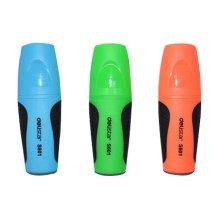 Set Of 10 Highlighter Color Marking Crayons Dauber Gel Pens Random Color