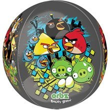 Orbz:Angry Birds - Foil Balloons 2840201