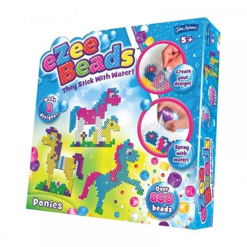 "John Adams ""eZee Beads Ponies Craft (Multi-Colour)"
