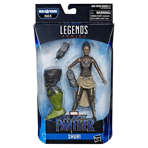 "Hasbro Marvel Legends Avengers Endgame Shuri 6"" Action Figure"