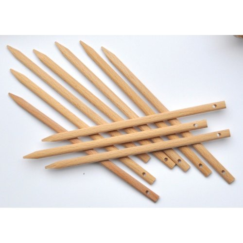Pbx2470349 - Playbox - Weaving Needles - 22 Cm - 10 Pcs