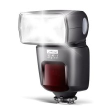 Metz 52 AF-1 Digital Flashgun for Sony M.I Cameras - Black