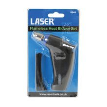 LASER Cordless Gas Heat Shrink Tubing Torch Micro Therm Hot Air Gun 6848