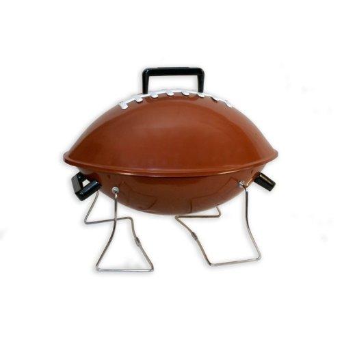 Keg-a-Que 10005 Charcoal Football Grill