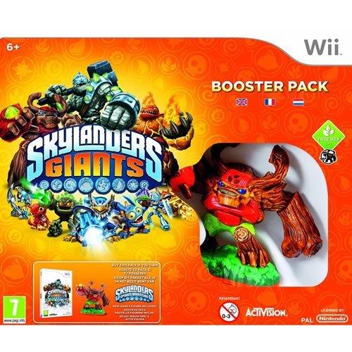 Skylanders Giants Booster Pack Nintendo Wii