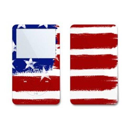 DecalGirl IPV-STARSSTRIPES Apple iPod Video 5G Skin - Stars & Stripes