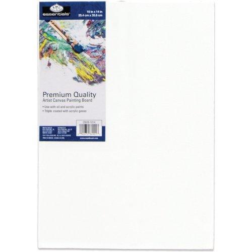 """essentials(TM) Premium Canvas Board-10""""X14"""""""