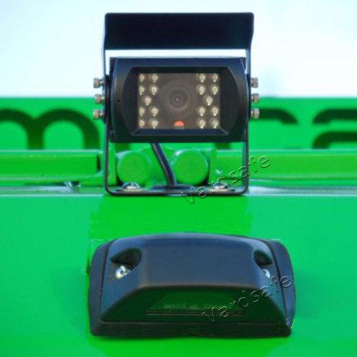 Vardsafe Heavy Duty Rear View Parking Reversing Backup Camera for RV Motorhome Tractor Trailer Truck Bus Van