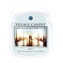 Village Candle Wax Melt Packs For Use with Melt Tart & Oil Burners Rain