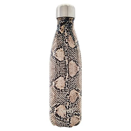Swell Vacuum Insulated Stainless Steel Water Bottle 17 oz Sand Python