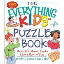 The Everything Kids' Puzzle Book,