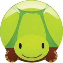20cm Let's Make Toby Turtle Shaped Melamine Plate