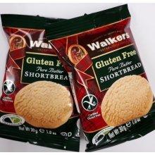 Walkers Gluten Free Pure Butter Shortbread