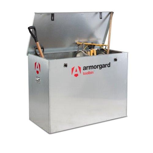 Armorard Toolbin GB3 Lightweight Secure Storage Bin - 1190 x 585 x 850mm